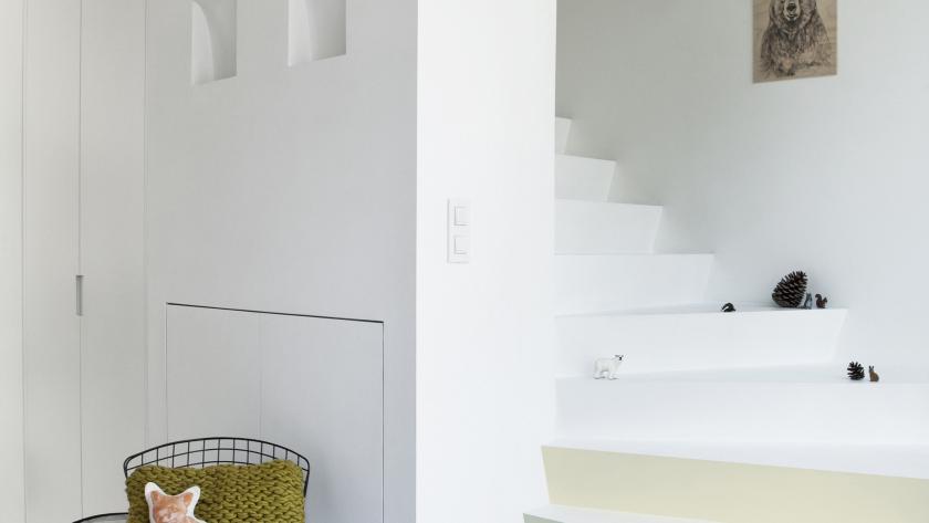 Diy Comment Peindre Un Escalier En Bois Femmes D Aujourd Hui