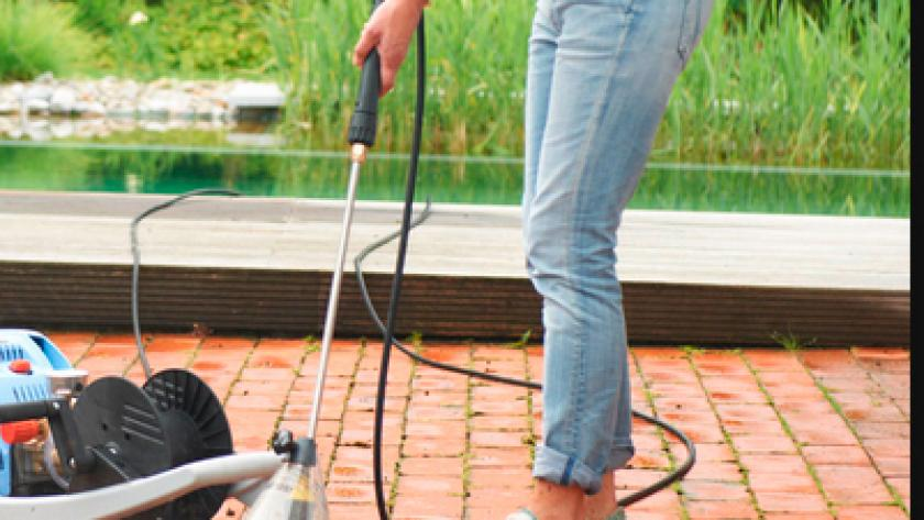 5 conseils pour nettoyer la terrasse - femmes d'aujourd'hui
