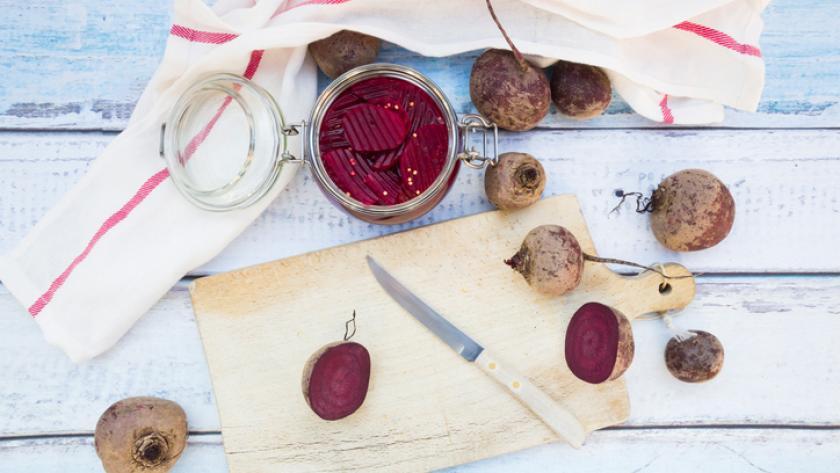 hoe maak je rode bieten lekker
