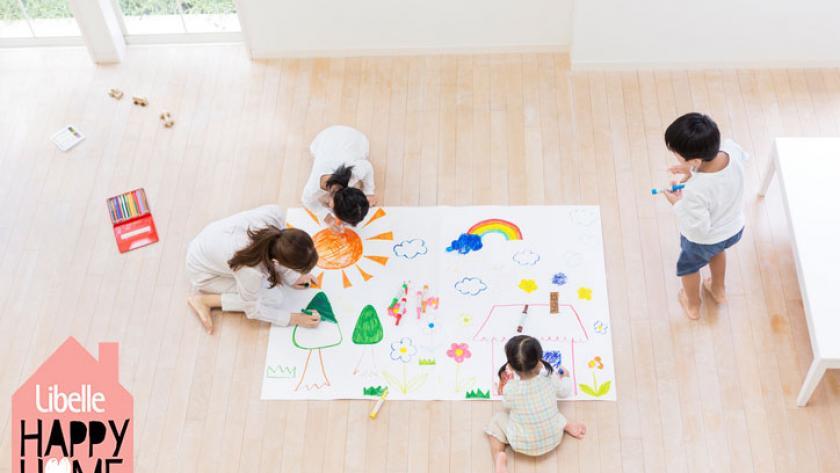 Zo Geef Je Kindertekeningen Een Vaste Plaats In Huis Libelle