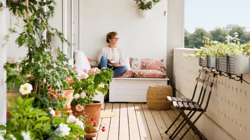 Tuinieren Op Balkon : Een zomers balkon om van te smullen tuinieren voor beginners
