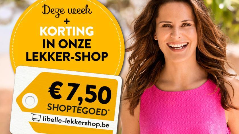 2406b618f34 Shoppen mét korting in de Libelle Lekker-shop - Libelle