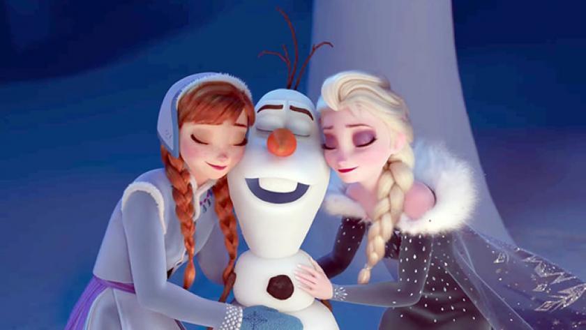 La reine des neiges la chanson lib r e d livr e serait un plagiat femmes d 39 aujourd 39 hui - Telecharger chanson reine des neiges ...