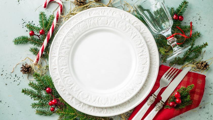 Kerst Tafel Decoratie : De mooiste tafeldecoratie voor kerst al gezien? smakelijk! libelle