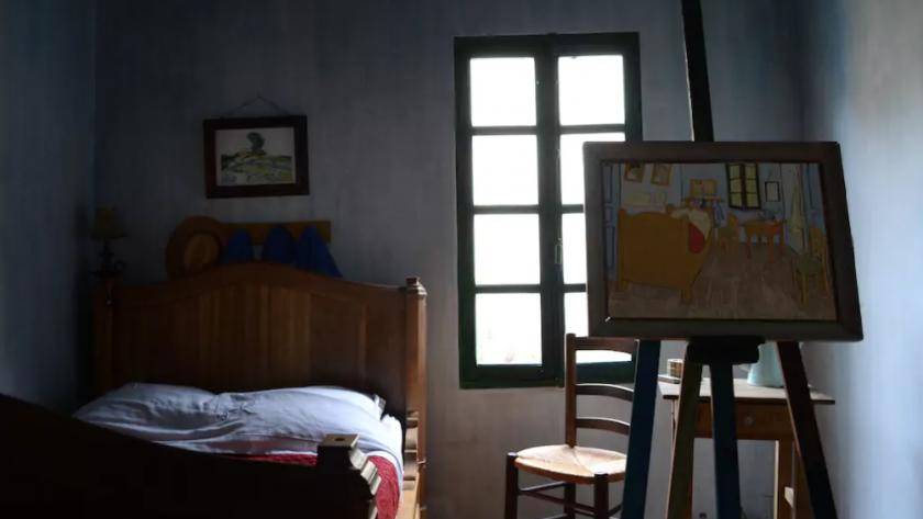 La Chambre De Van Gogh A Arles Existe Et Il Est Possible D Y Dormir Femmes D Aujourd Hui