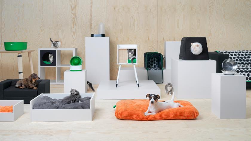 Wauw ikea lanceert dé langverwachte collectie voor honden en