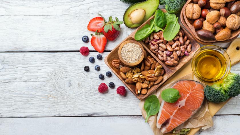 gezonde voeding om af te vallen