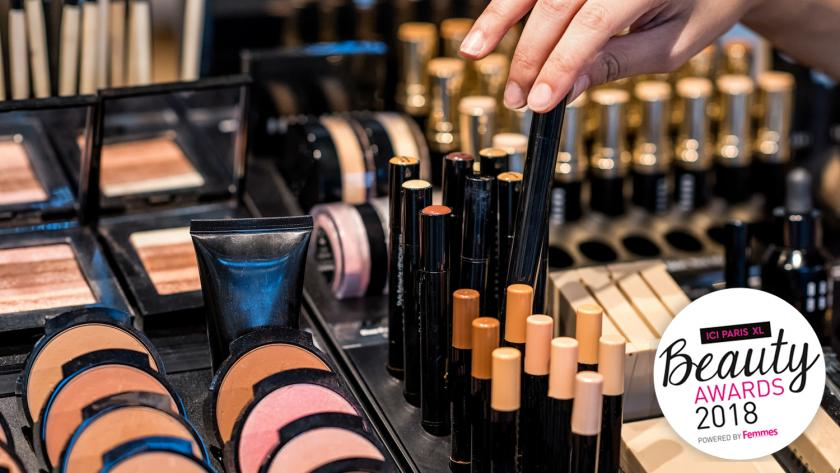 Beauty Awards x Ici Paris XL  élisez votre produit cosmétique préféré et  tentez de remporter 98914ef8827b