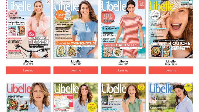 libelle tijdschrift online