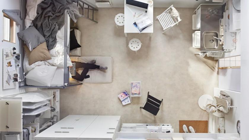 11 Pieces Ikea Pour Amenager Efficacement Un Kot Etudiant Femmes D Aujourd Hui