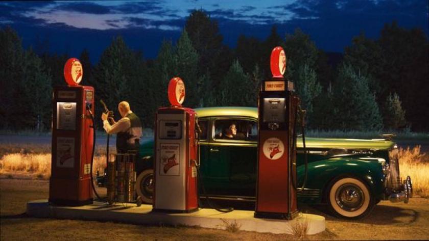 Edward Hopper dans l'œil du cinéaste Wim Wenders