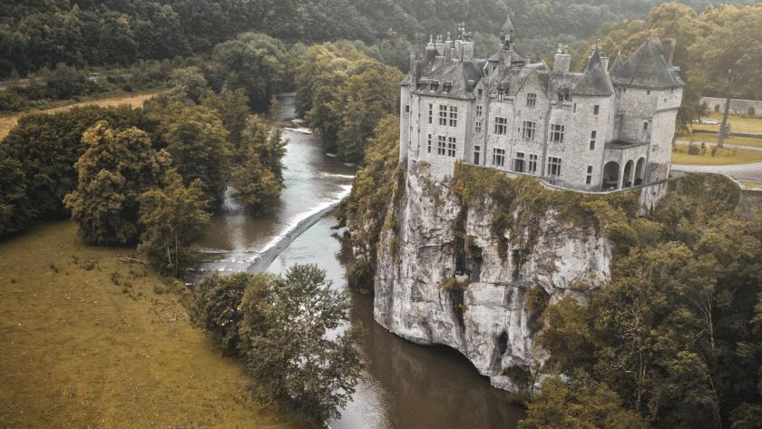 Les 10 plus beaux châteaux de Wallonie