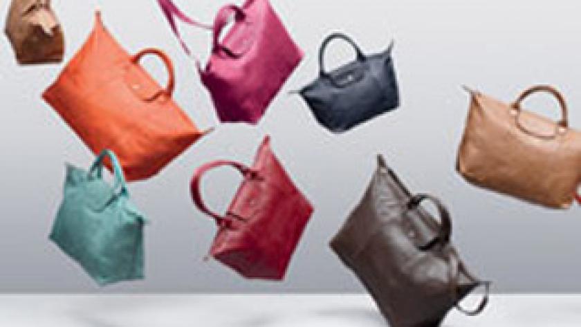 893d634135 Le Pliage cuir débarque chez Longchamp - Femmes d'Aujourd'hui