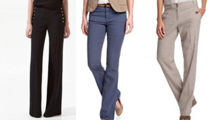 D'aujourd'hui Pantalons Pour Femmes Travailler Business Aller rtshCQd