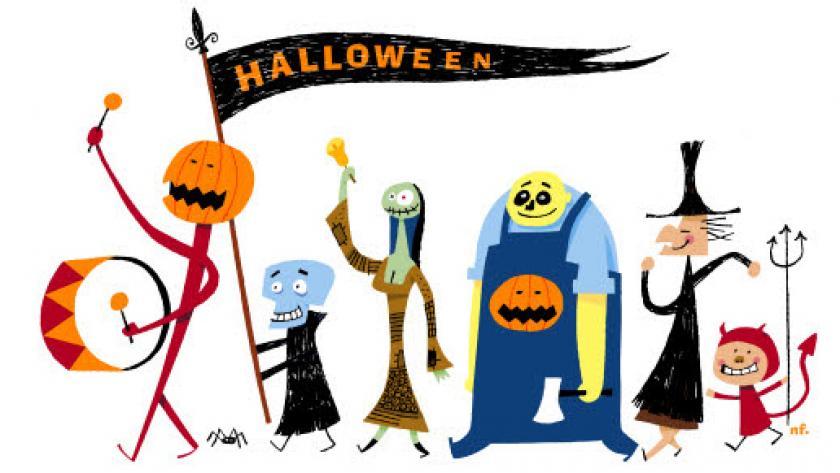 Halloween Weetjes.Halloweetjes Libelle