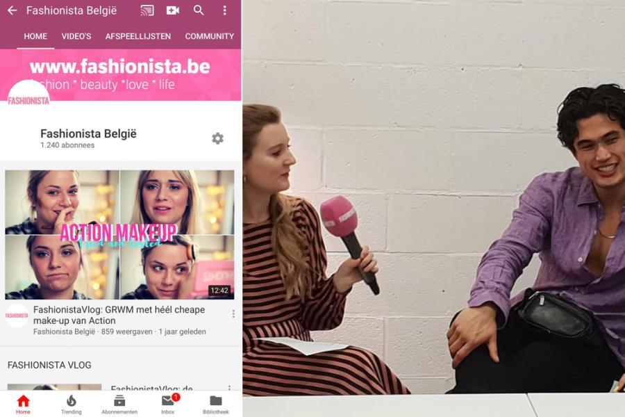 fashionista-youtubekanaal