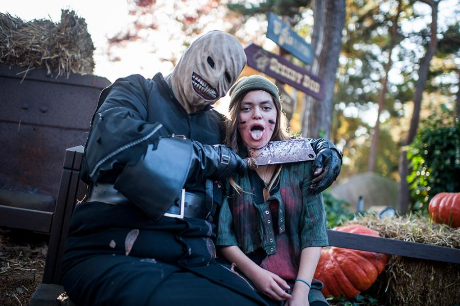 Bobbejaanland Halloween.Tip Ga Lekker Griezelen In Bobbejaanland