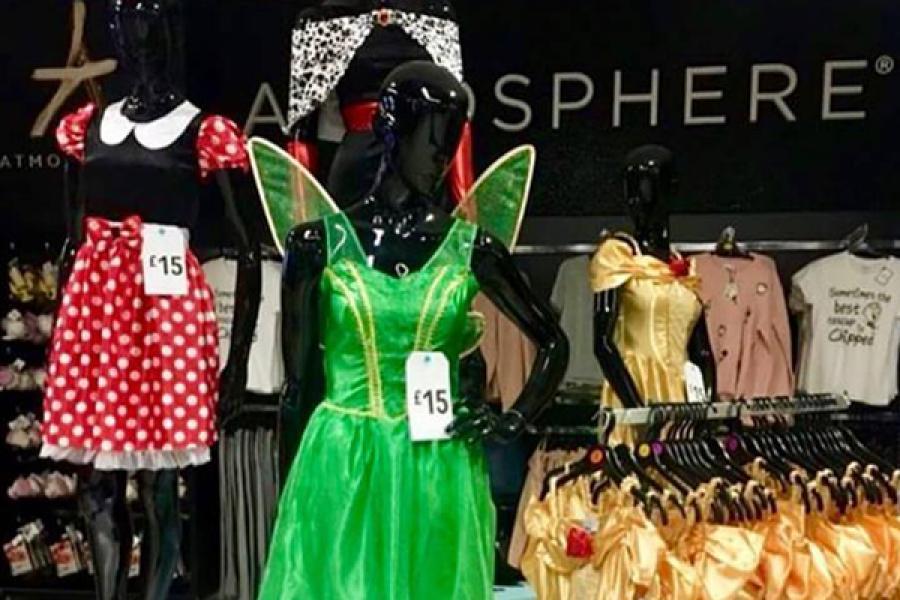Professionele Halloween Kostuums.Zalig Primark Verkoopt Nu Ook Halloweenkostuums Voor