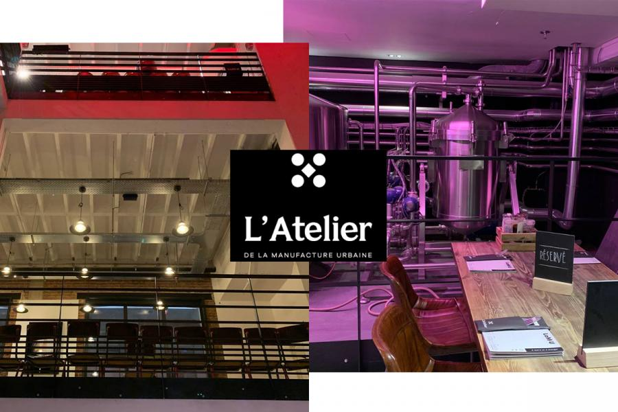 L'Atelier de La Manufacture Urbaine @Flair