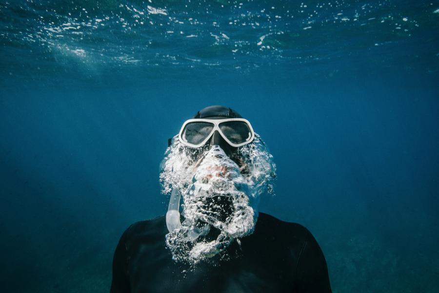 plongée decathlon