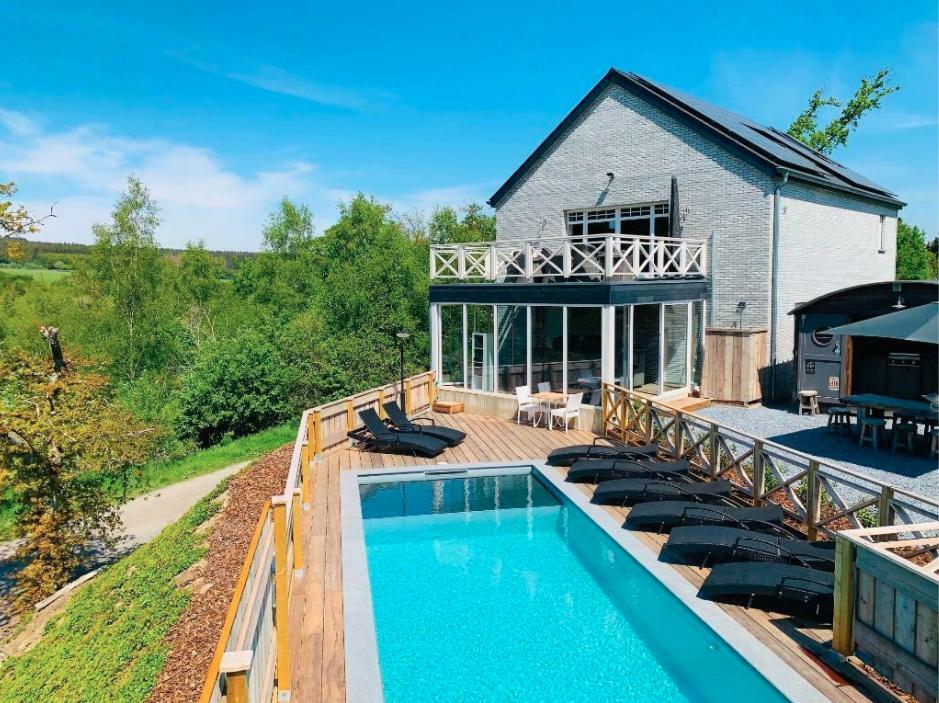 vakantiehuizen in België