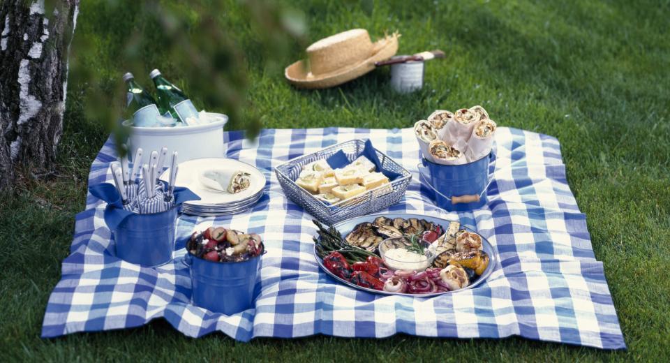Dekentje met uitzicht: dit zijn de beste picknickplekken