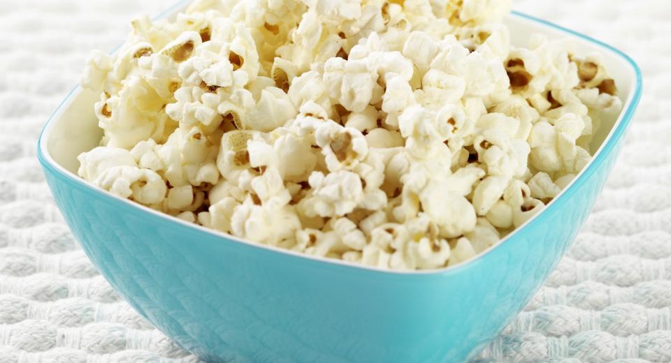 Popcorn maken: zo makkelijk is het