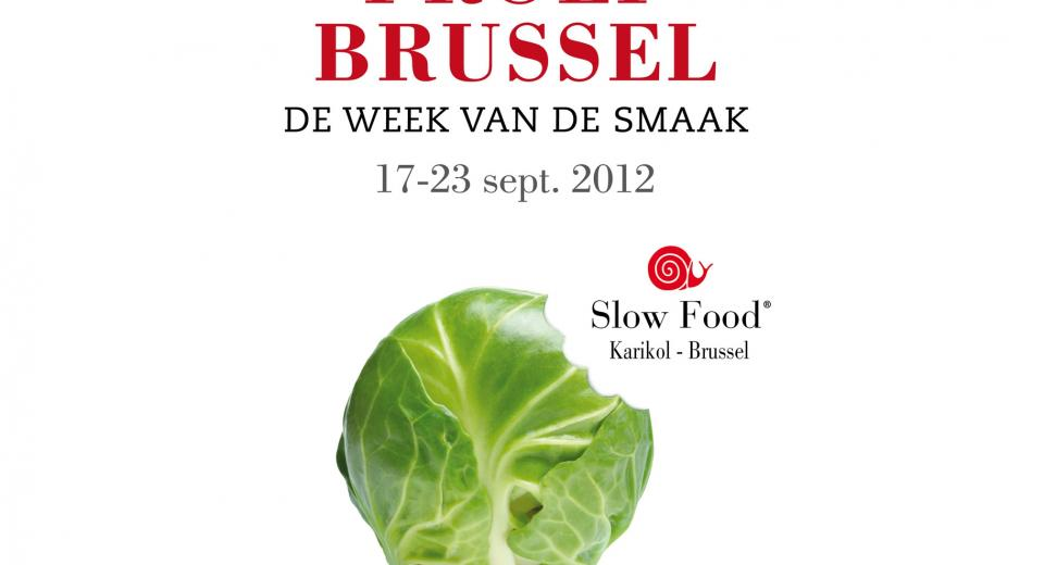 Slow food in Brussel