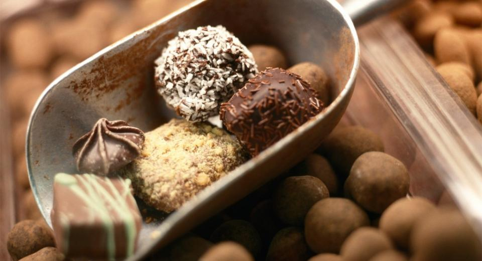 Workshop: leer je eigen pralines of truffels maken