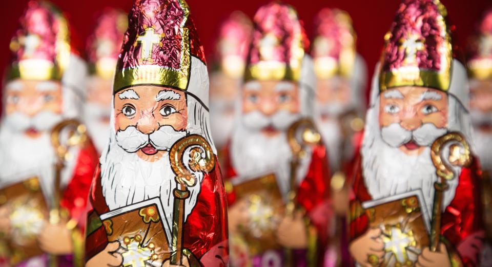 Dag Sinterklaas!