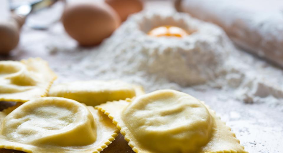 ravioli deeg zelf maken