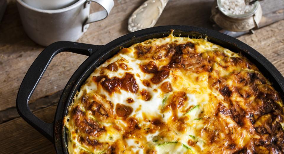 10 verrukkelijke vegetarische ovenschotels
