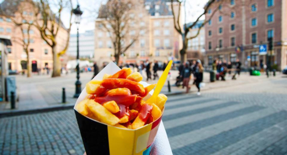 30 recettes belges que le monde nous envie
