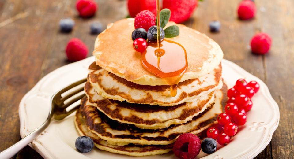 12 recettes salées et sucrées avec des pancakes