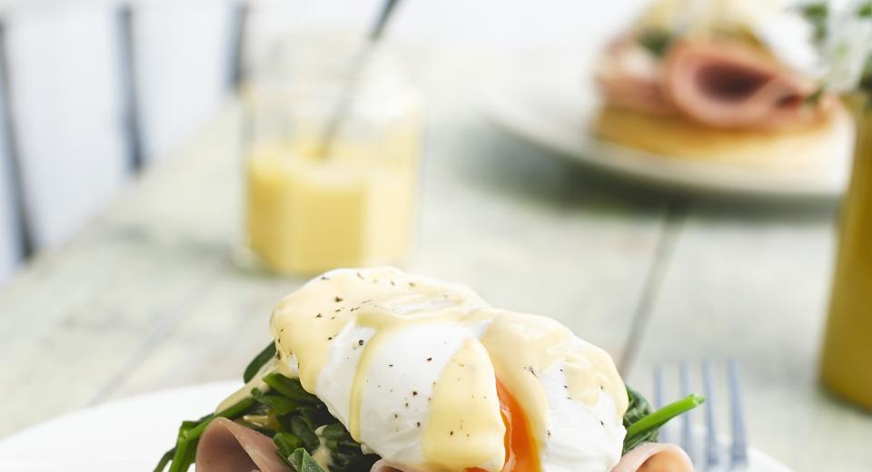 7 idées avec des œufs pour vos brunchs