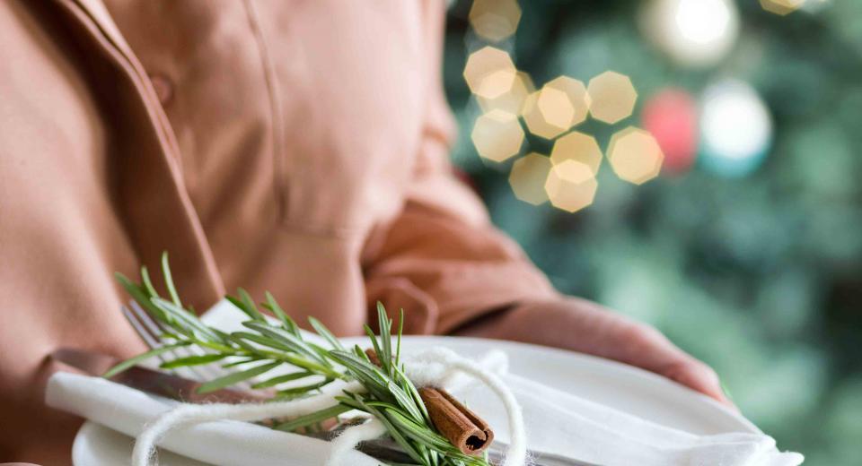 Voorkeur Cadeautje! Gratis menukaarten om te printen voor kerst - Libelle &AS15