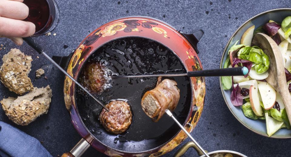 vleesfondue bijgerechten