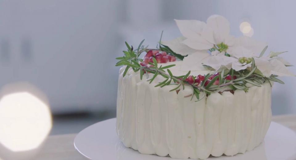 3 superbes gâteaux maison pour Noël (vidéos)