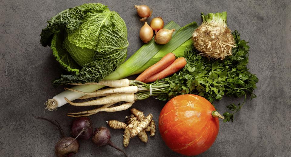 10 recettes avec les légumes de saison pour février