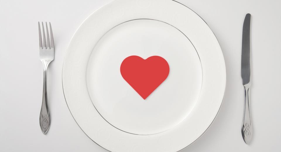 Saint-Valentin: notre menu express