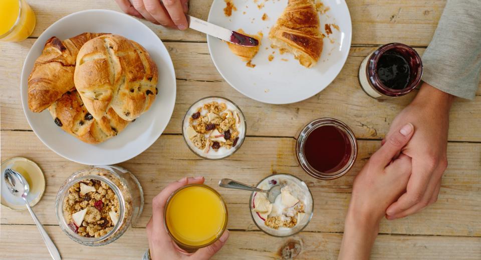 Saint-Valentin: 12 recettes pour un petit-déjeuner en amoureux
