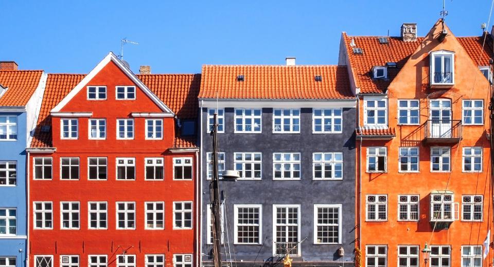 Lekkere groetjes uit Kopenhagen