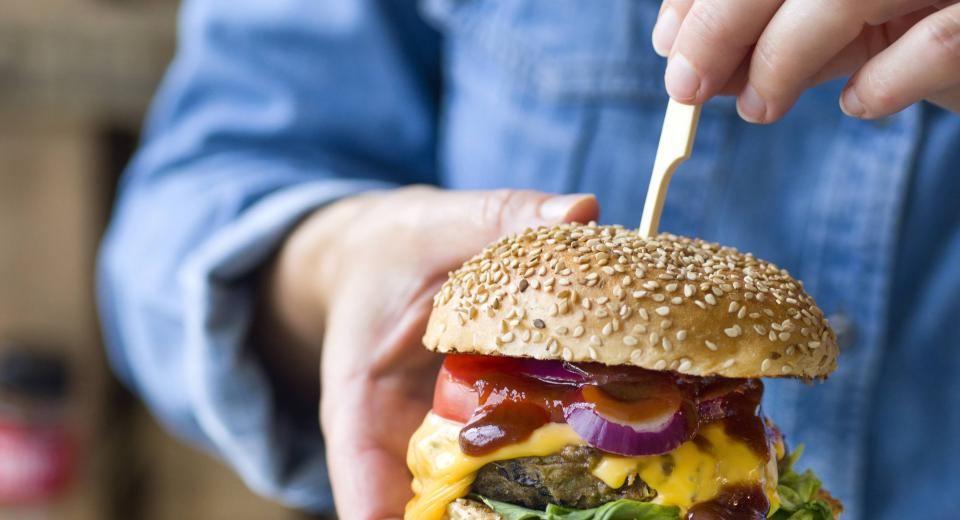 10 zalige veggieburgers