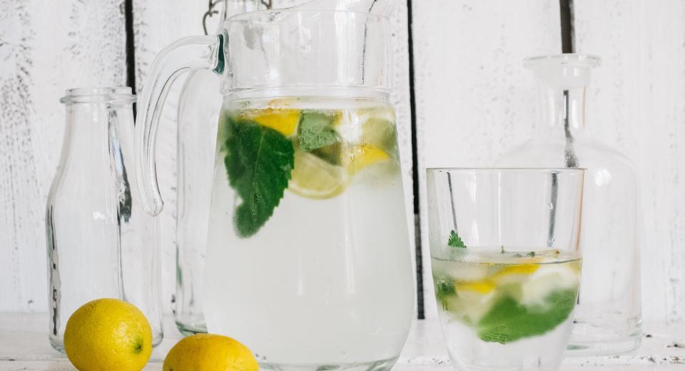 Eau aromatisée: nos meilleures recettes