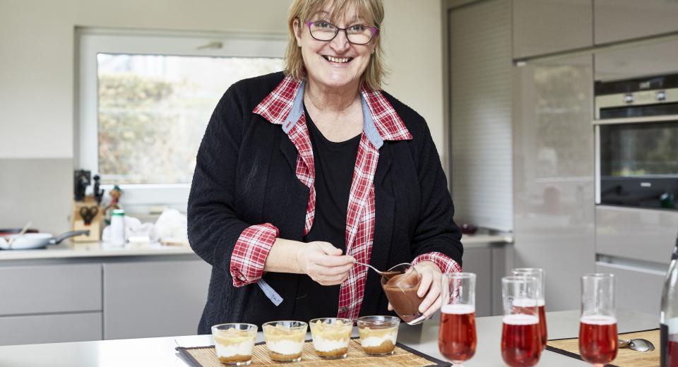 En cuisine avec BJ Scott, la plus belge des Américaines