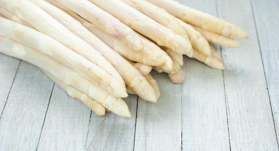Het aspergeseizoen is er weer: de lekkerste asperges van bij ons!