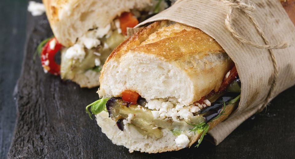 10 sandwiches à emporter pour un pique-nique
