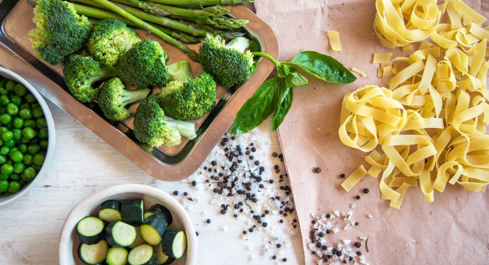 13 Recettes De Pates Aux Legumes Cuisine Et Recettes Recette