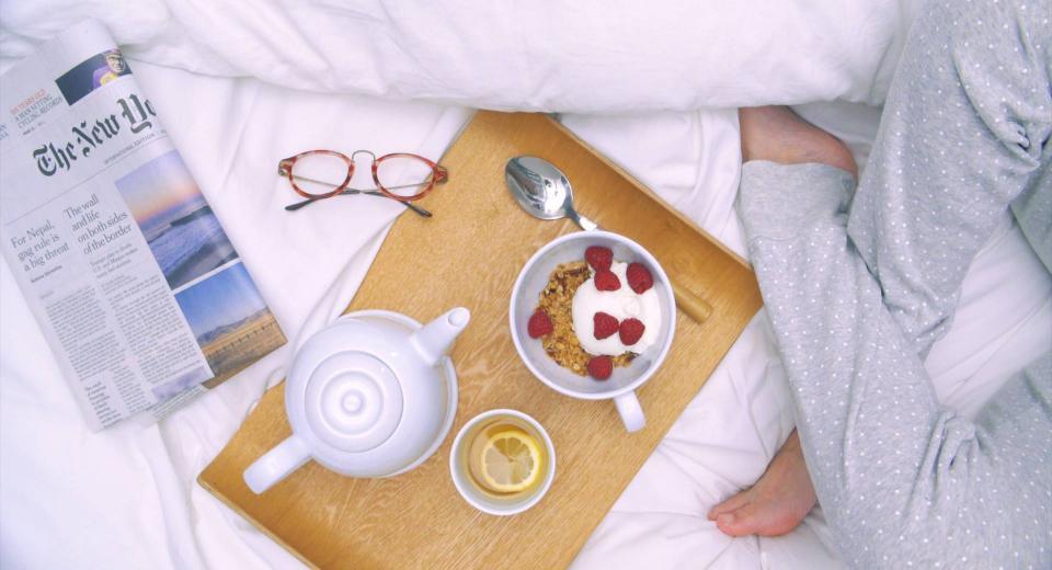 Fête des mères: nos meilleures recettes pour un petit-déjeuner au lit