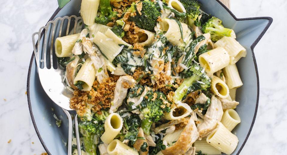 13x pasta met broccoli